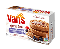 Van's Foods Gluten Free Products