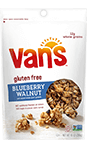 Van's Foods Granola Blueberry Walnut