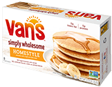 Simply Wholesome Pancakes Homestyle