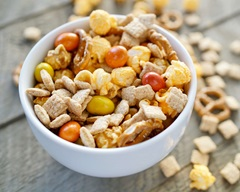 Fall Flavors Snack Mix